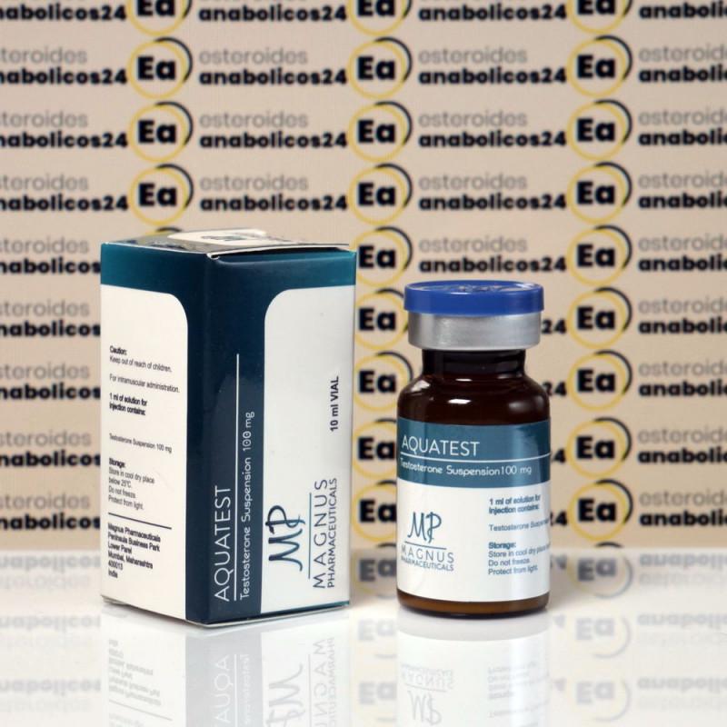Aquatest 100 mg Magnus Pharmaceuticals | EA24-0348