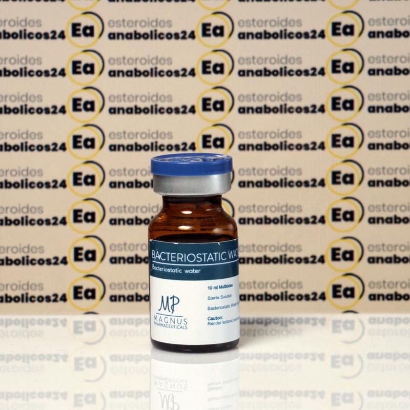Bacteriostatic Water 10 ml Magnus Pharmaceuticals | EA24-0350
