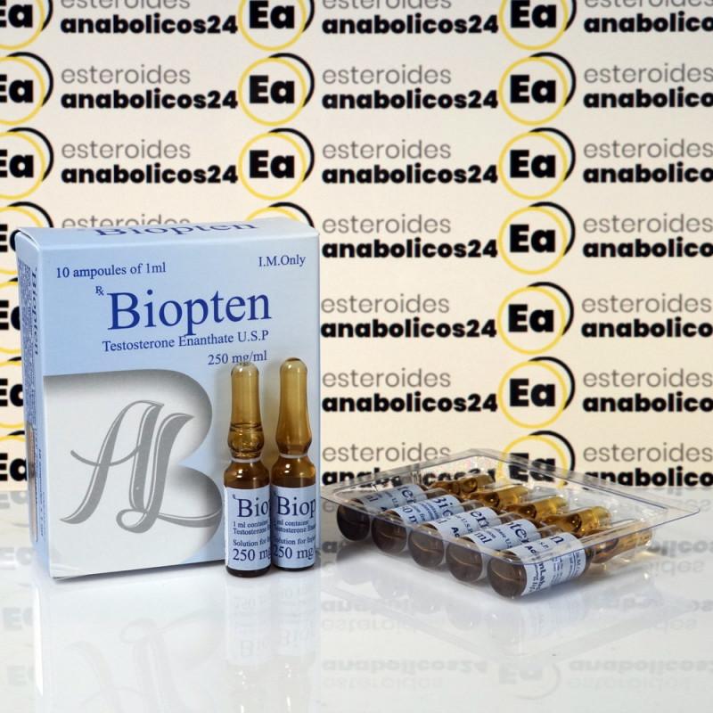 Biopten (Testosterone Enantate U.S.P.) 250 mg AdamLabs | EA24-0247