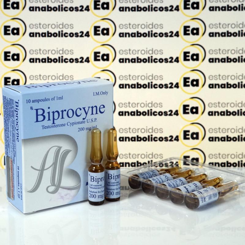 Biprocine (Testosterone Cypionate U.S.P.) 200 mg AdamLabs | EA24-0248