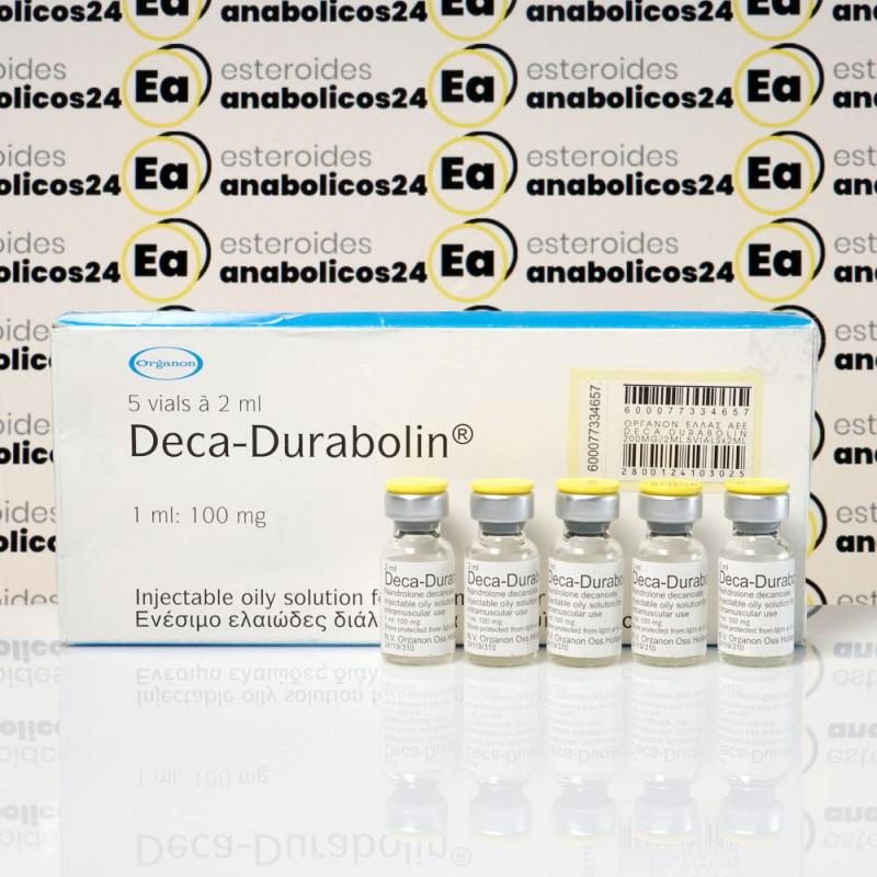 Deca-Durabolin 100 mg Organon | EA24-0337