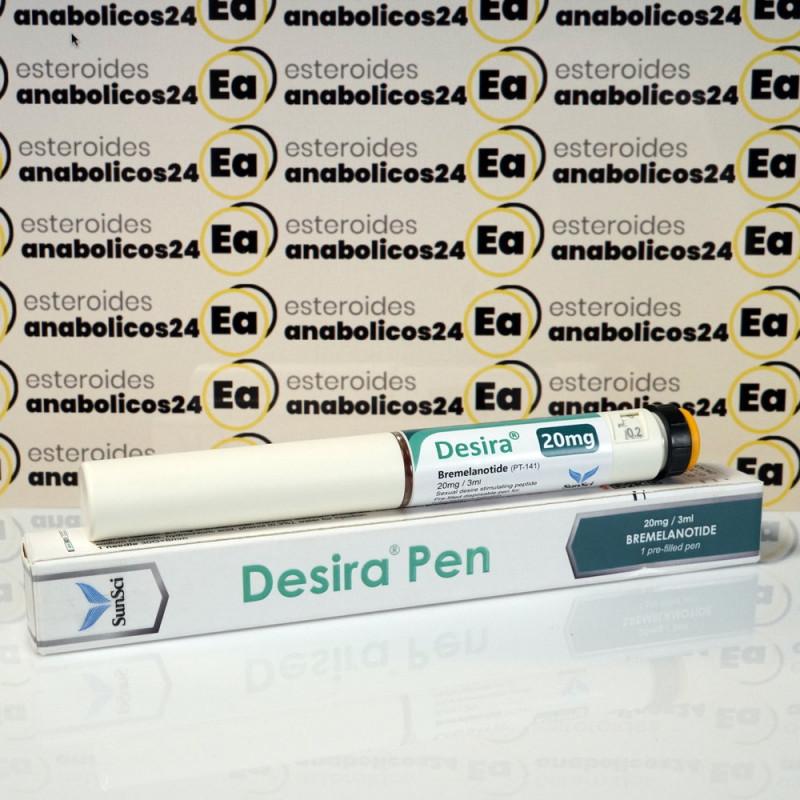 Desira Pen Bremelanotide РТ-141 20 mg SunSci Pharmaceutical | EA24-0296