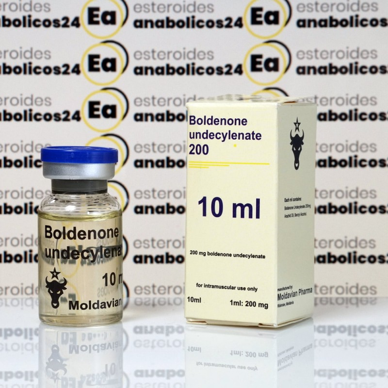 Boldenone undecylenate 200 mg Moldavian Pharma   EA24-0031