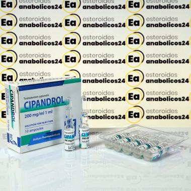 Cipandrol (Testosteron C) 200 mg Balkan Pharmaceuticals | EA24-0129