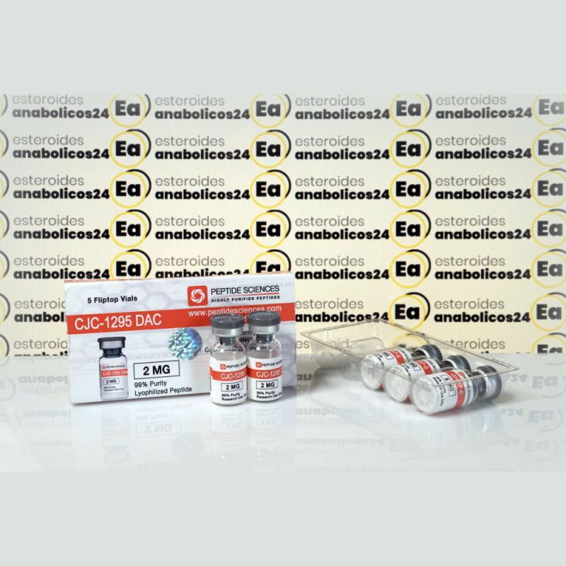 CJC 1295 DAC 2 mg Peptide Sciences | EA24-0178
