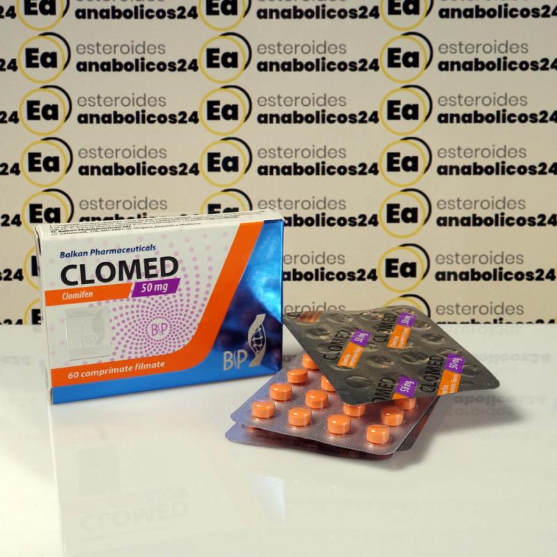 Clomed 50 mg Balkan Pharmaceuticals | EA24-0126