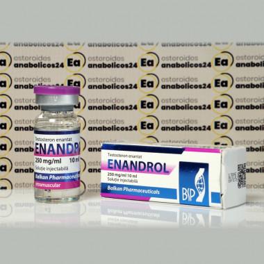 Enandrol (Testosterona E) 250 mg Balkan Pharmaceuticals   EA24-0148