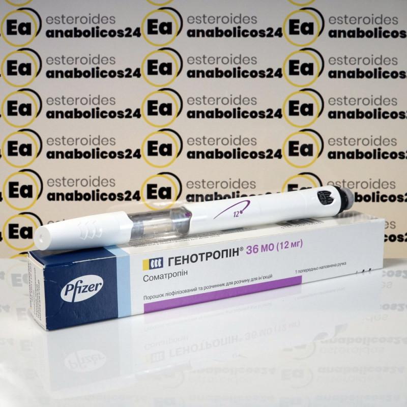 Genotropin 36 IU Pfizer Labs | EA24-0135