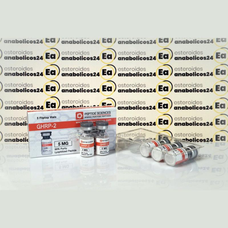 GHRP 2 5 mg Peptide Sciences | EA24-0181