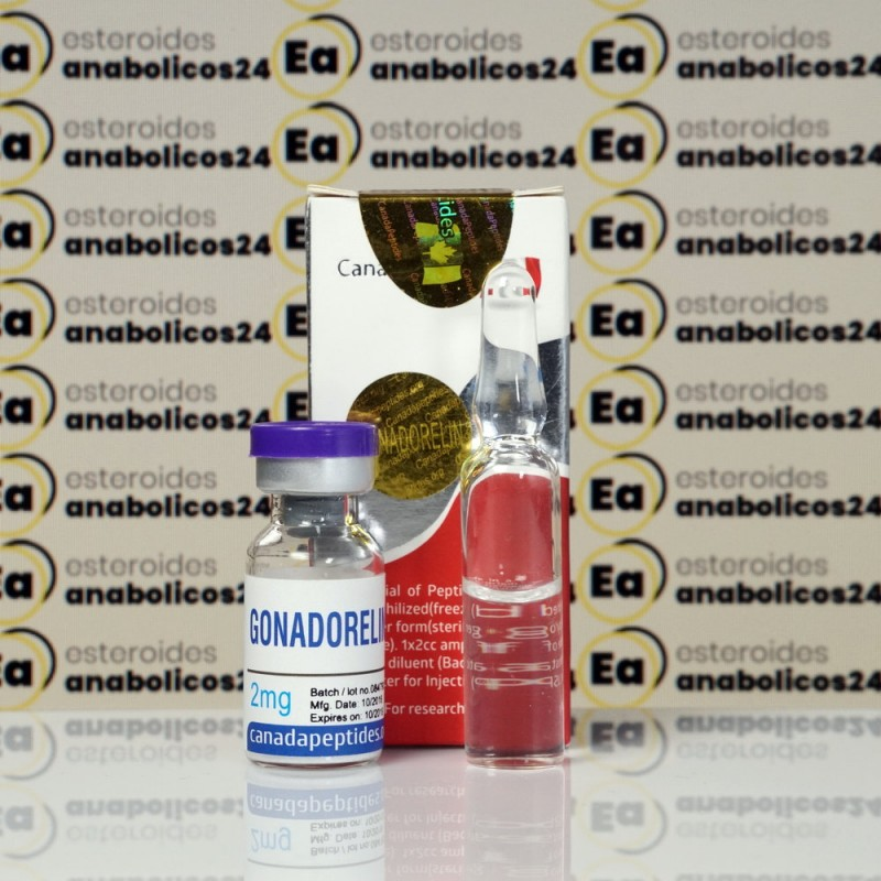 Gonadorelin 2 mg Canada Peptides   EA24-0162