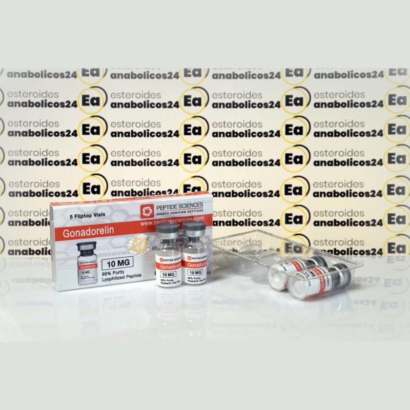 Gonadorelin 10 mg Peptide Sciences | EA24-0155