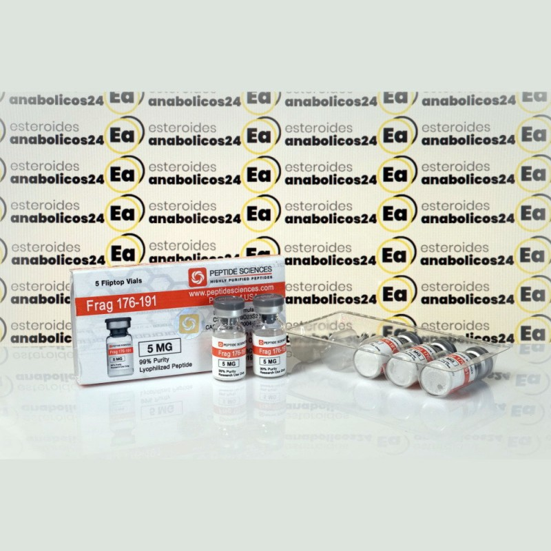 HGH Frag 176-191 5 mg Peptide Sciences | EA24-0172
