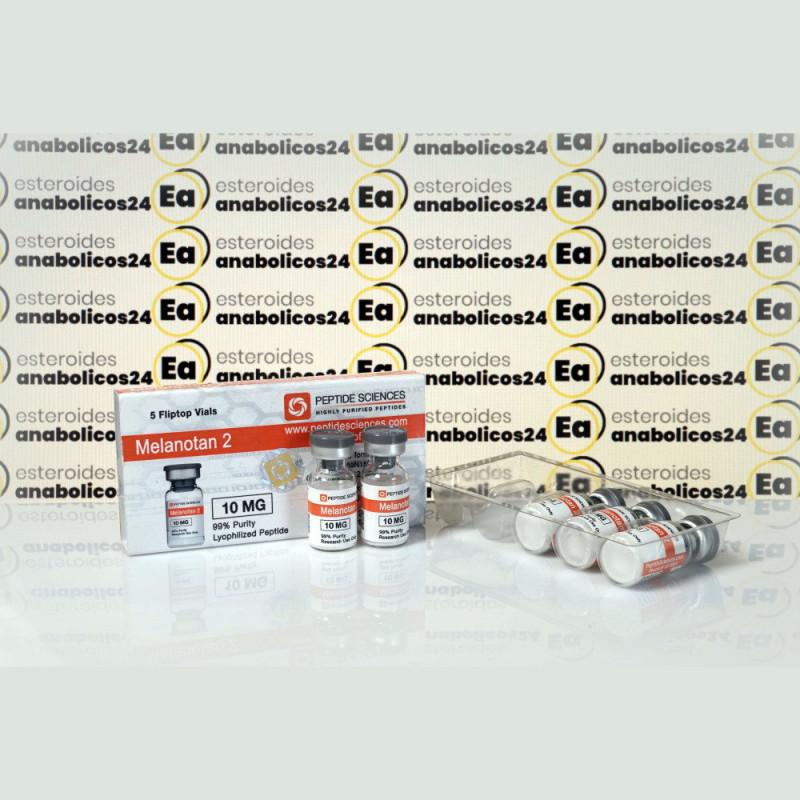 Melanotan 2 10 mg Peptide Sciences | EA24-0167