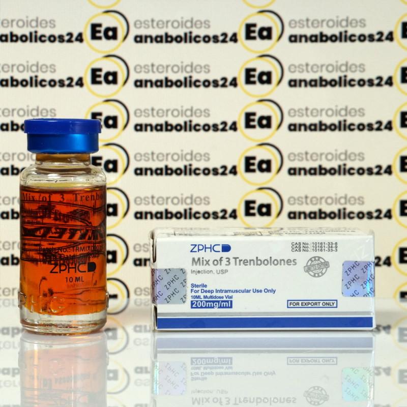 Mix of 3 Trenbolones 200 mg Zhengzhou | EA24-0023