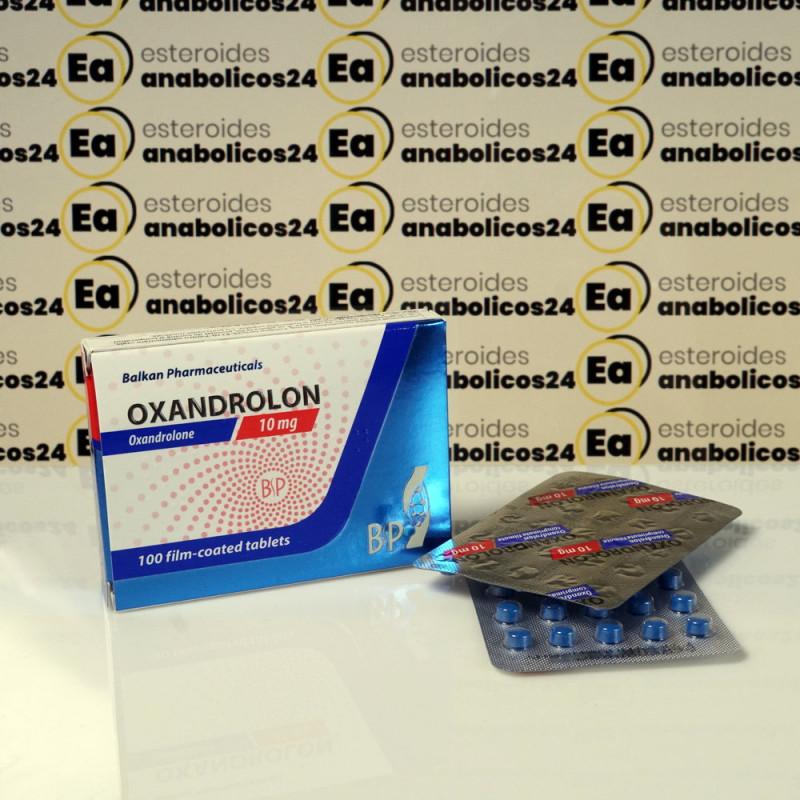 Oxandrolon 10 mg Balkan Pharmaceuticals | EA24-0037