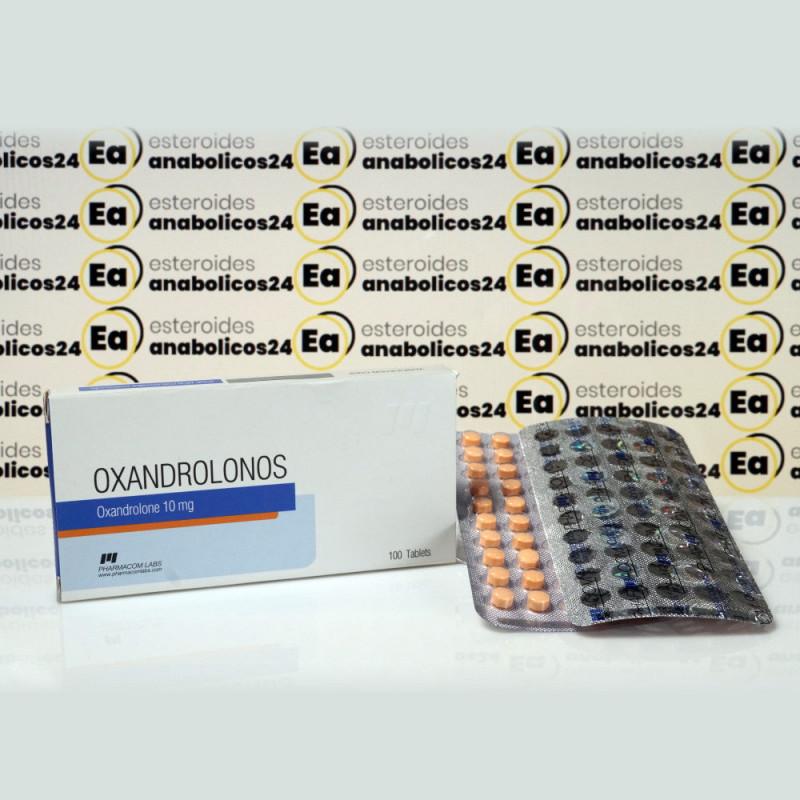Oxandrolonos 10 mg Pharmacom Labs | EA24-0139