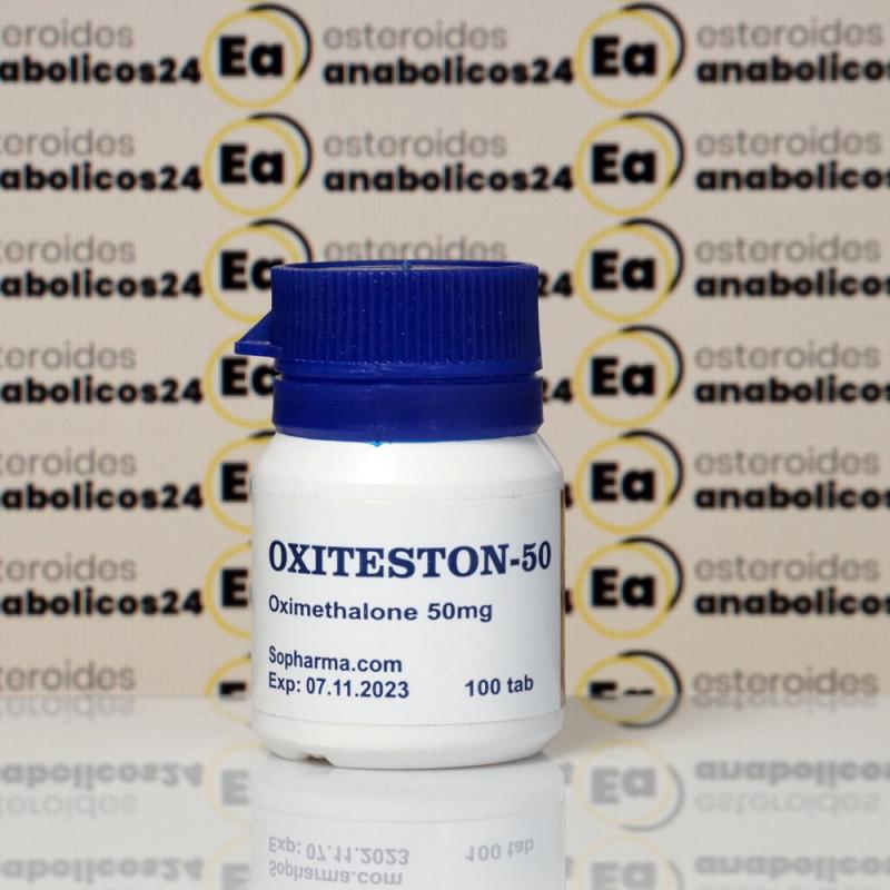 Oxiteston 50 mg Sopharma | EA24-0059
