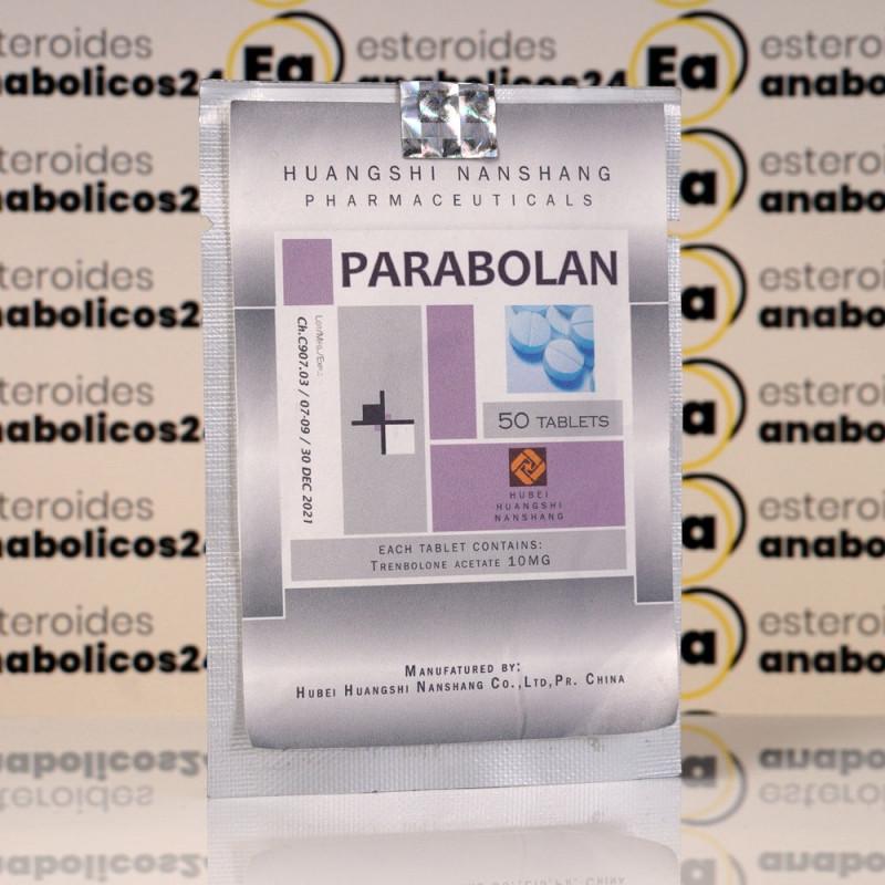 Parabolan (Trenbolone acetate) 50 mg Hubei Huangshi Nanshang | EA24-0089