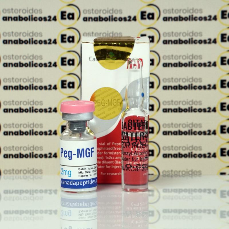 Peg MGF 2 mg Canada Peptides | EA24-0188