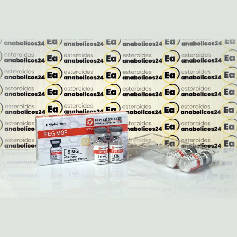 PEG MGF 5 mg Peptide Sciences   EA24-0183