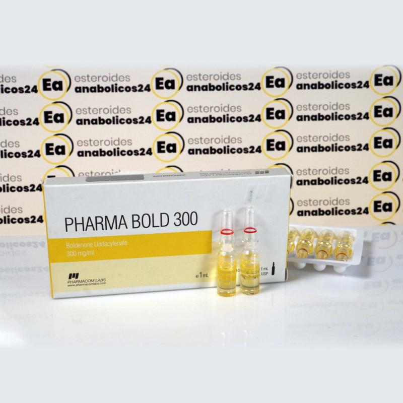 Pharma Bold 300 mg Pharmacom Labs | EA24-0036