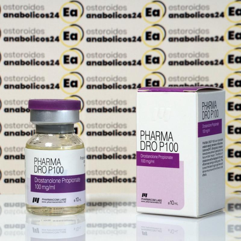 Pharma Dro P100 100 mg Pharmacom Labs | EA24-0077
