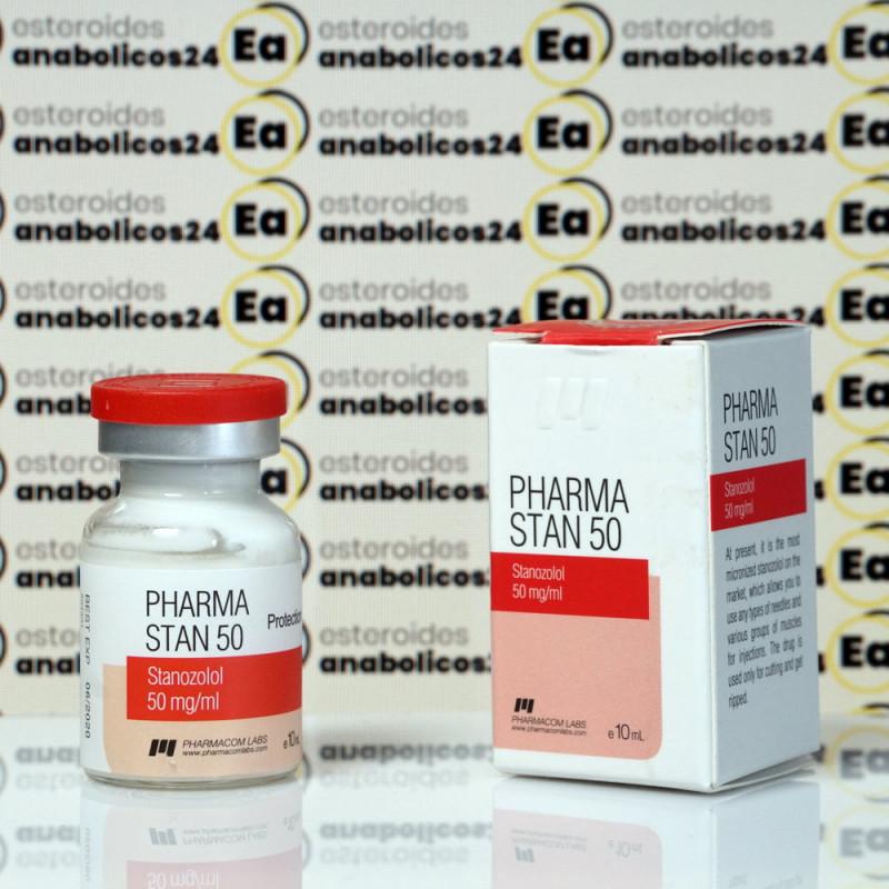 Pharma STAN 50 mg Pharmacom Labs | EA24-0109