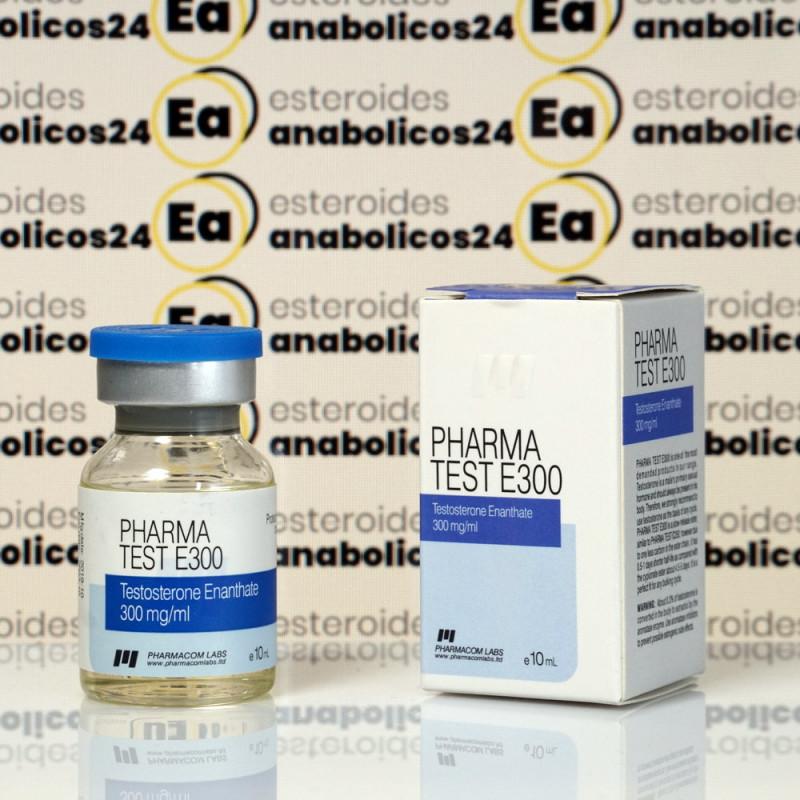 Pharma Test E 300 mg Pharmacom Labs | EA24-0151
