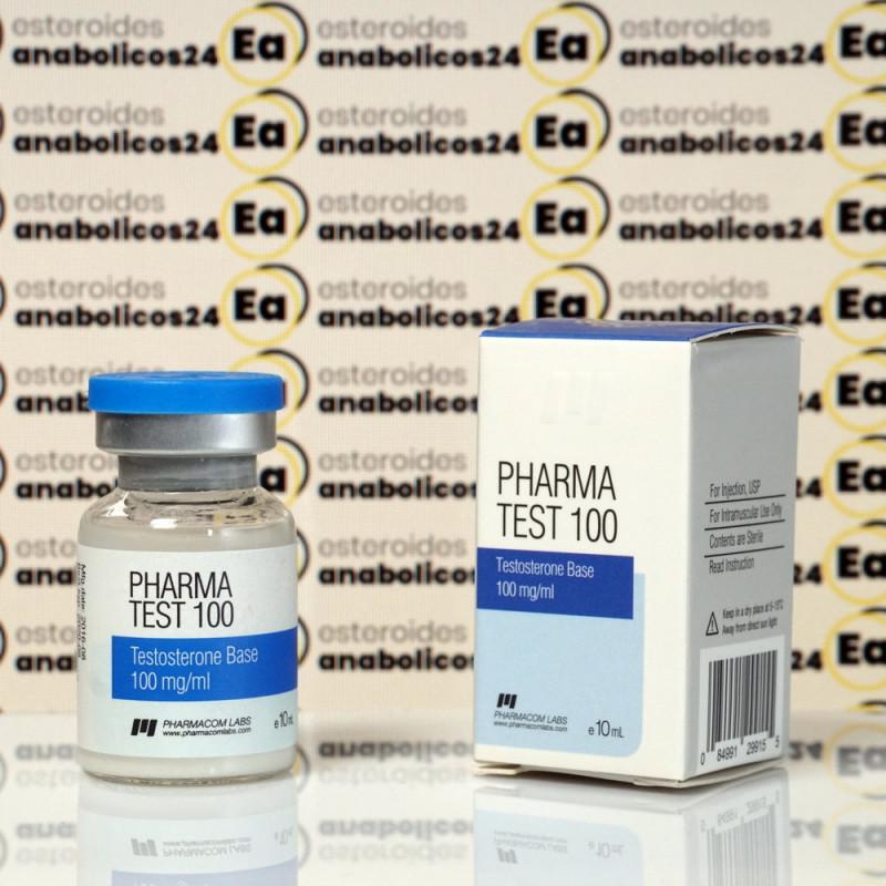 Pharma Test100 (Aquatest) 100 mg Pharmacom Labs | EA24-0085