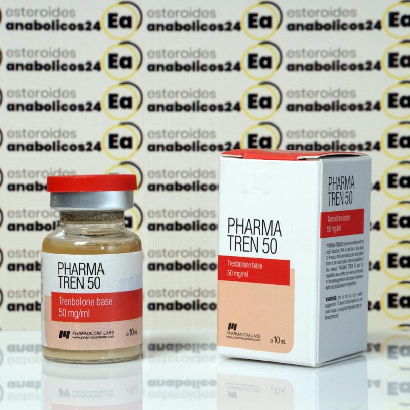 Pharma TREN 50 50 mg Pharmacom Labs | EA24-0038