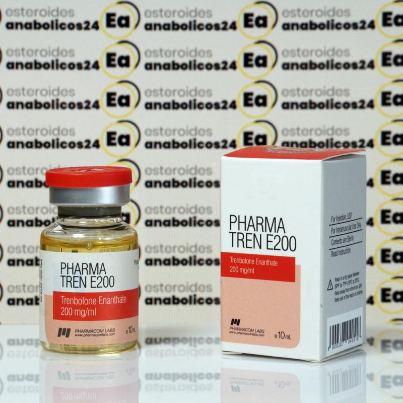 Pharma TREN Е 200 mg Pharmacom Labs | EA24-0044
