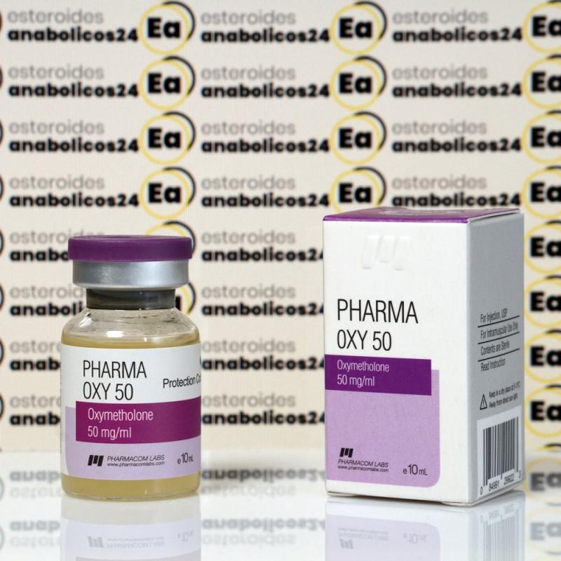 PharmaOxy 50 mg Pharmacom Labs | EA24-0091