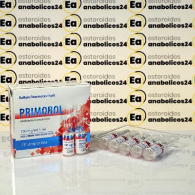 Primobol injektione 100 mg Balkan Pharmaceuticals | EA24-0107