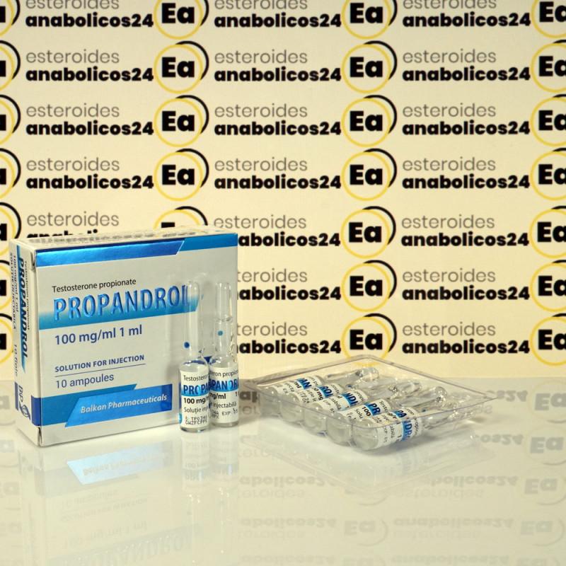 Propandrol (Testosterone P) 100 mg Balkan Pharmaceuticals   EA24-0116