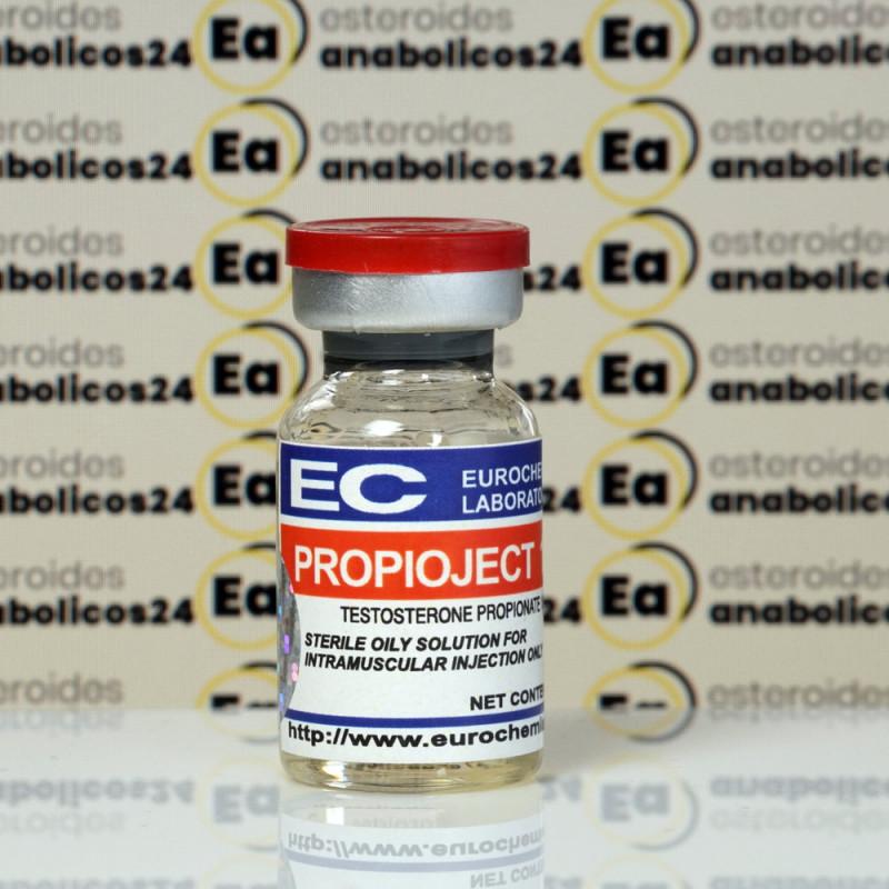 Propioject (Testosteron Propionat) 100 mg Eurochem Labs | EA24-0117