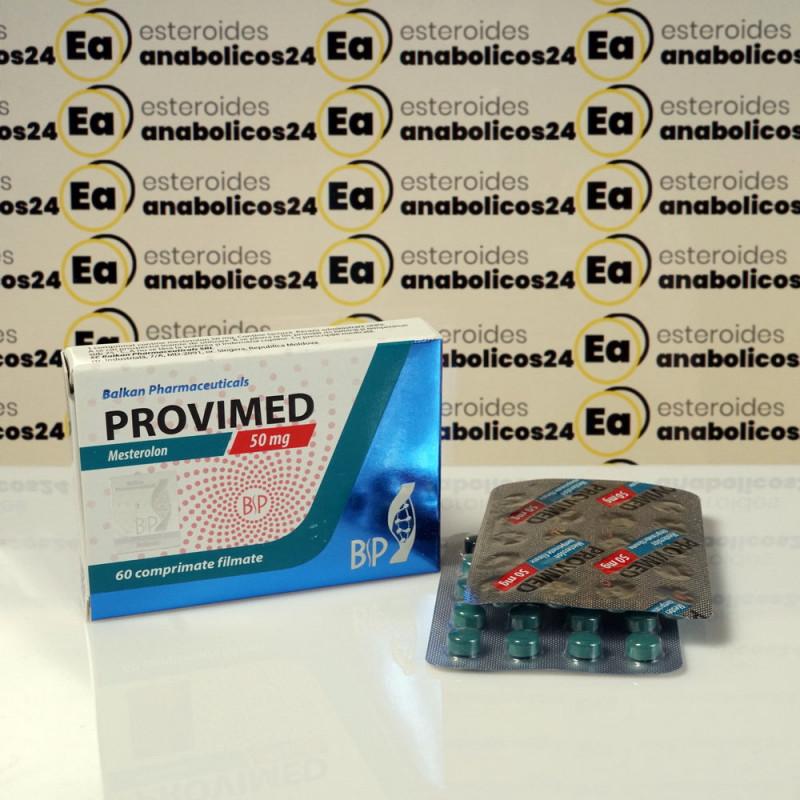 Provimed 50 mg Balkan Pharmaceuticals | EA24-0007
