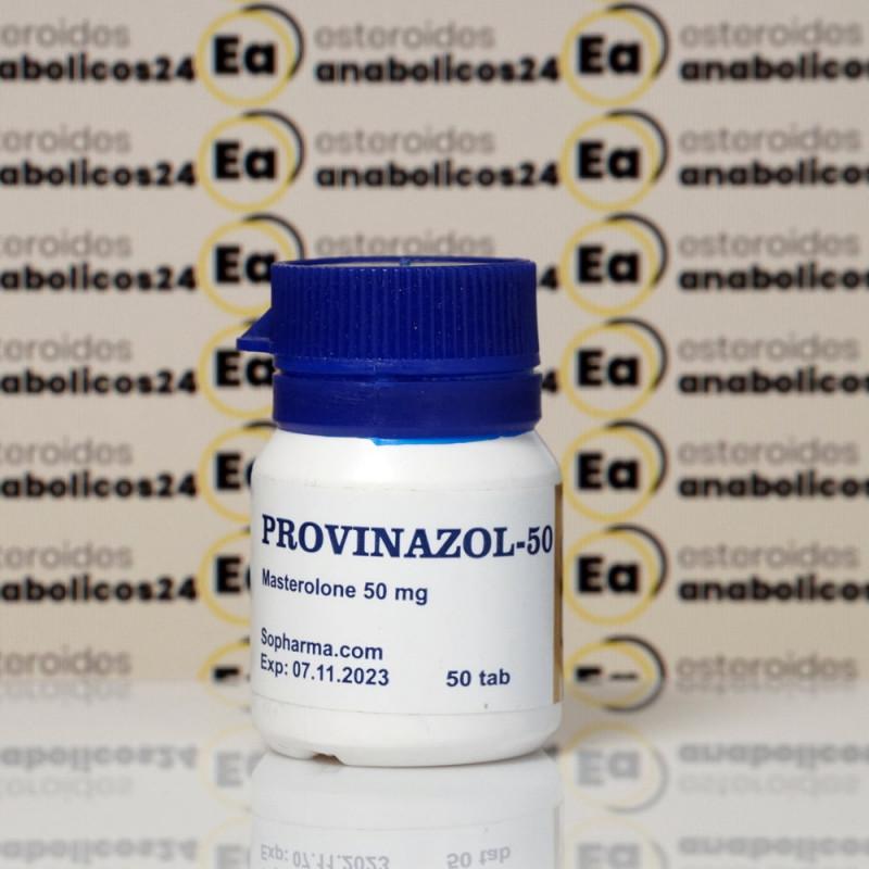 Provinazol (Proviron) 50 mg Sopharma | EA24-0016