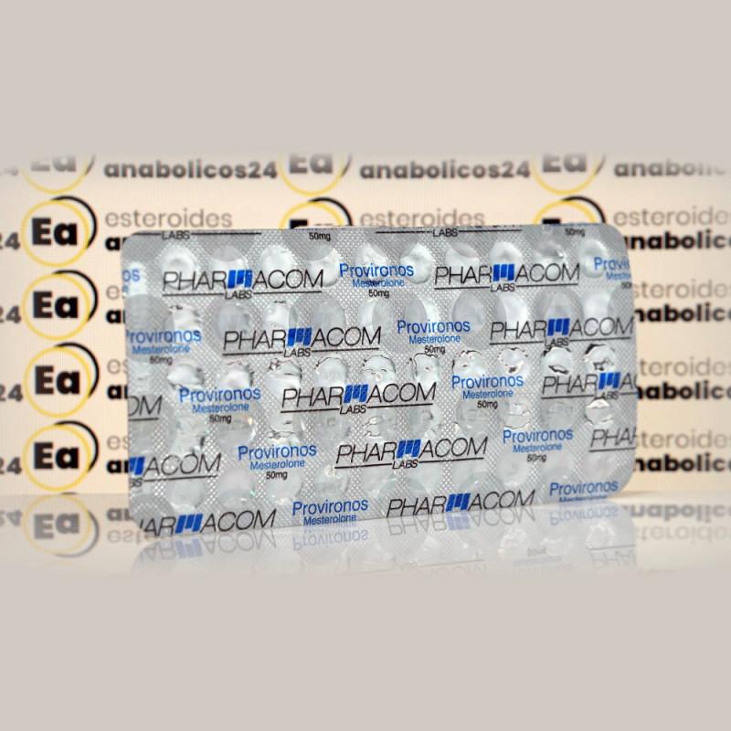 Provironos 50 mg Pharmacom Labs | EA24-0015