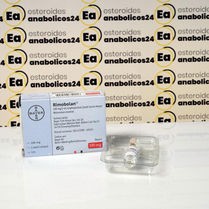 Rimobolan (Primobolan) 100 mg Bayer | EA24-0032