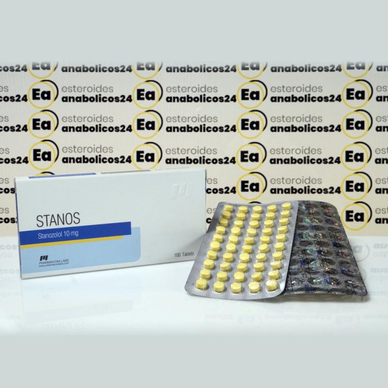 Stanos 10 mg Pharmacom Labs | EA24-0081