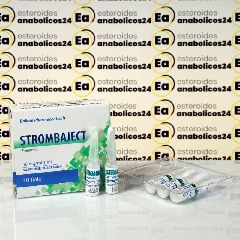 Strombaject 50 mg Balkan Pharmaceuticals | EA24-0145