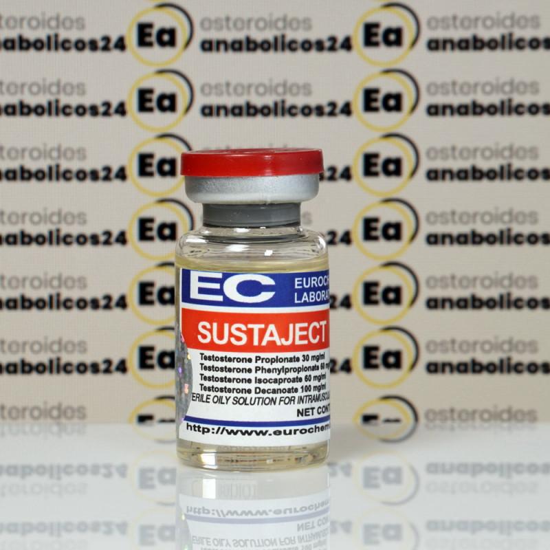 Sustaject (Testosterone Mix – Sustanon) 250 mg Eurochem Labs | EA24-0094