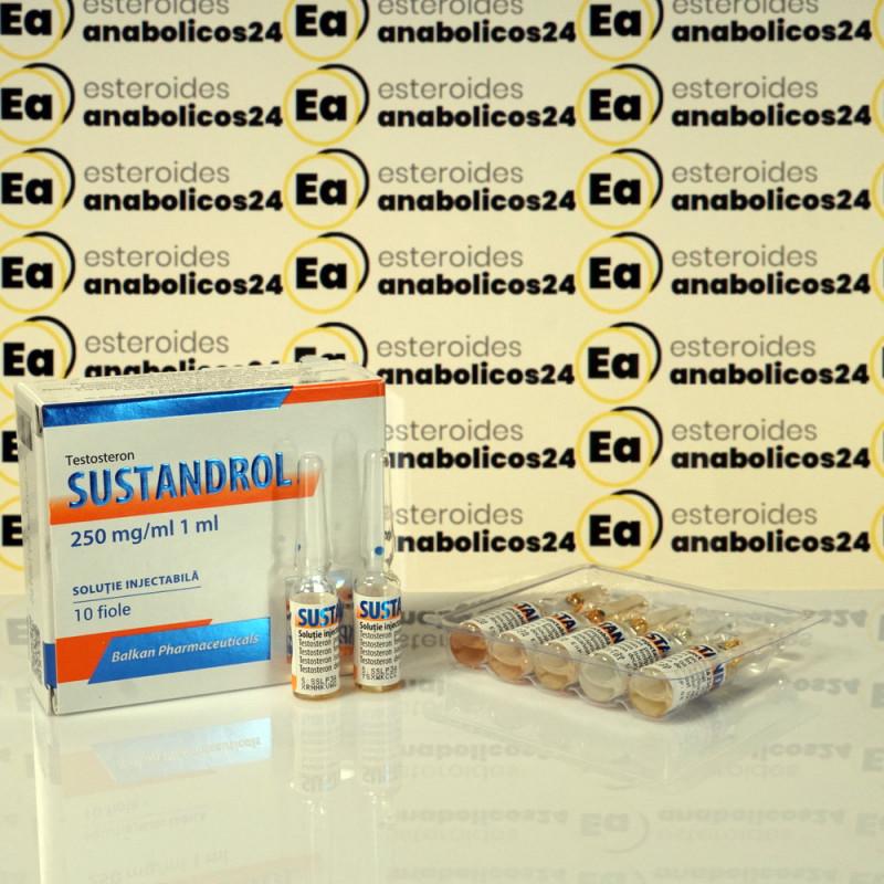 Sustamed (Sustandrol) 250 mg Balkan Pharmaceuticals | EA24-0111