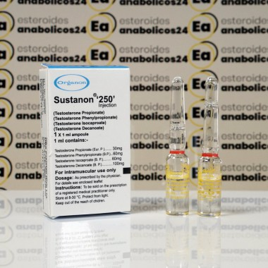 Sustanon 250 mg Organon | EA24-0112