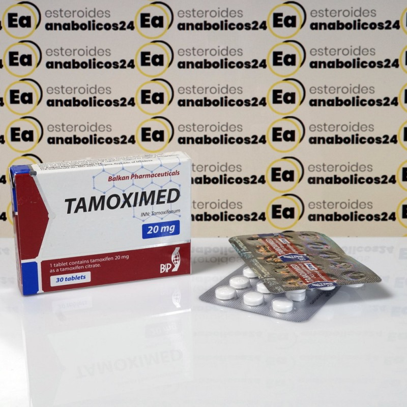 Tamoximed 20 mg Balkan Pharmaceuticals | EA24-0018