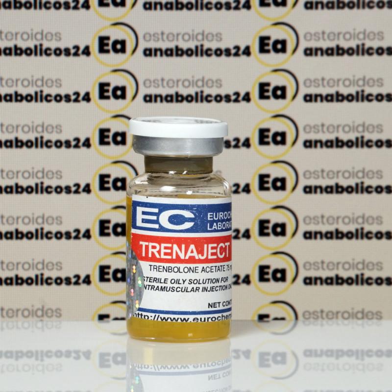 Trenaject A (Trenbolon Acetat) 75 mg Eurochem Labs | EA24-0052