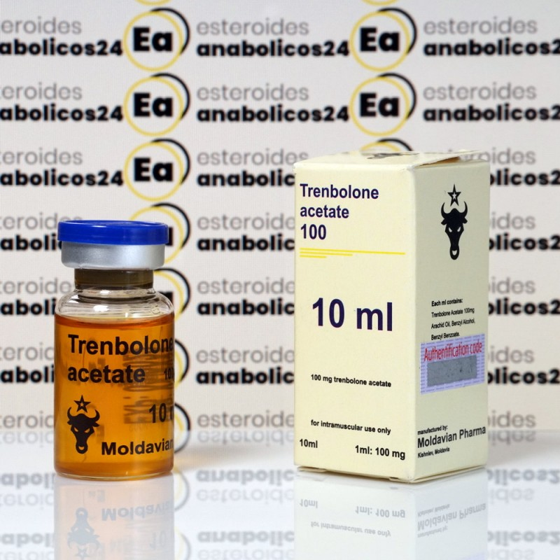 Trenbolone acetate 100 mg Moldavian Pharma   EA24-0064