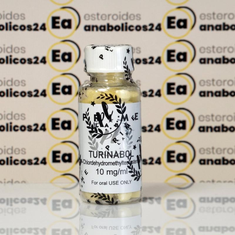 Turinabol 10 mg Prime   EA24-0096