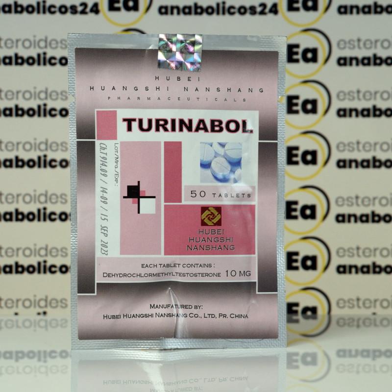 Turinabol 10 mg Hubei Huangshi Nanshang | EA24-0098