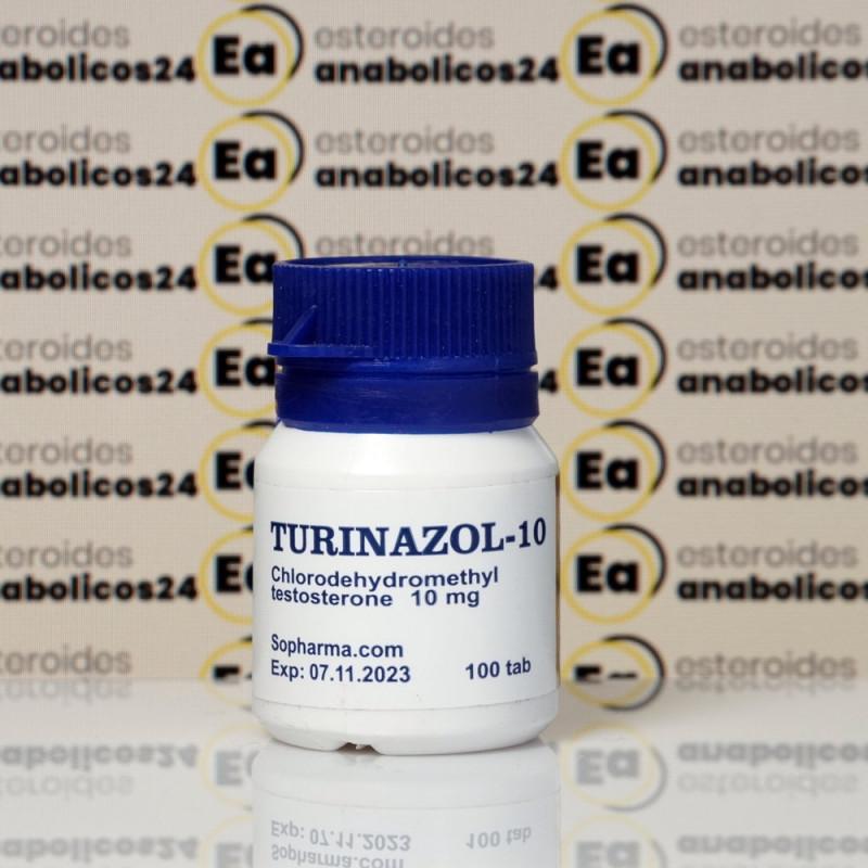 Turinazol 10 mg Sopharma | EA24-0106